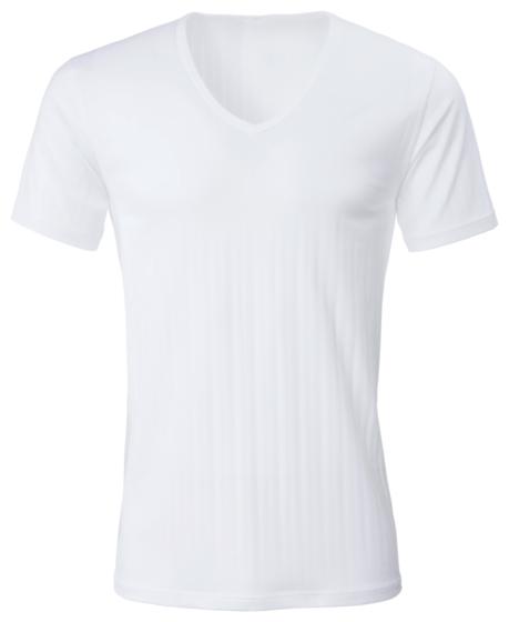 Calida Pure & Style V-Shirt Wit