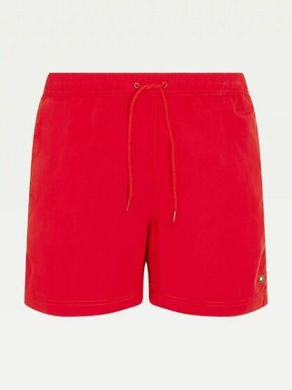 Tommy Hilfiger Zwemshort Primary Red