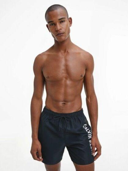 Calvin Klein Zwemshort Zwart