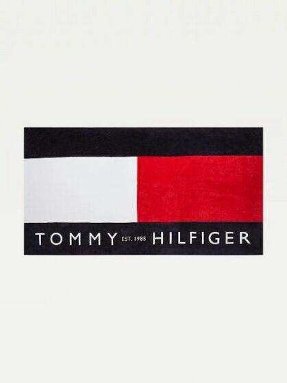 Tommy Hilfiger Strandhanddoek Tommy Flag
