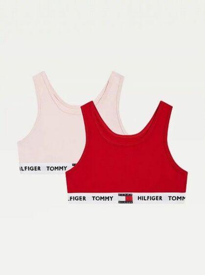Tommy Hilfiger Girls Bralette 2P