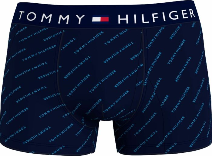 Tommy Hilfiger Trunk Print Mini Logo