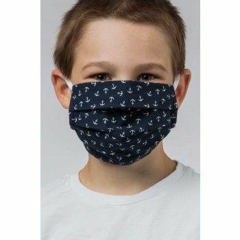 Mey Kids Mondmasker Yacht Blue