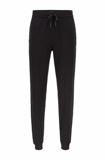 Hugo Boss Mix & Match Pyjama Broek Zwart