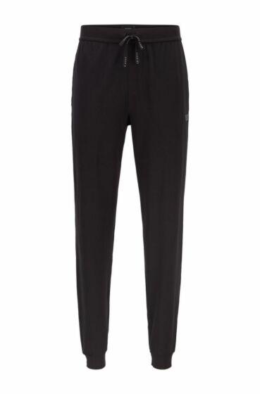 Hugo Boss Mix & Match Pyjama Broek Zwart