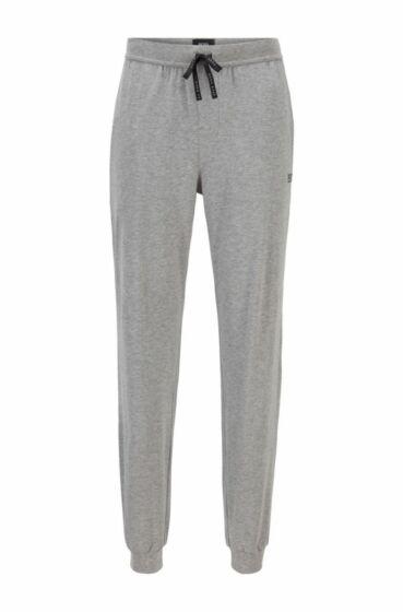 Hugo Boss Mix & Match Pyjama Broek Medium Grey