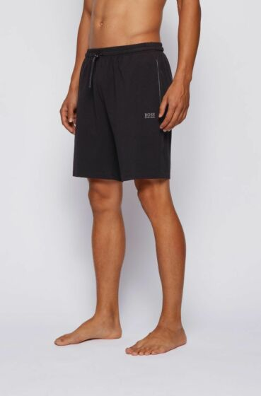 Hugo Boss Mix & Match Pyjama Short Zwart