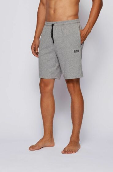 Hugo Boss Mix & Match Pyjama Short Medium Grey