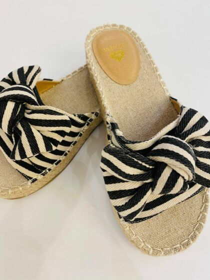 Twinset Slippers Bic Nero