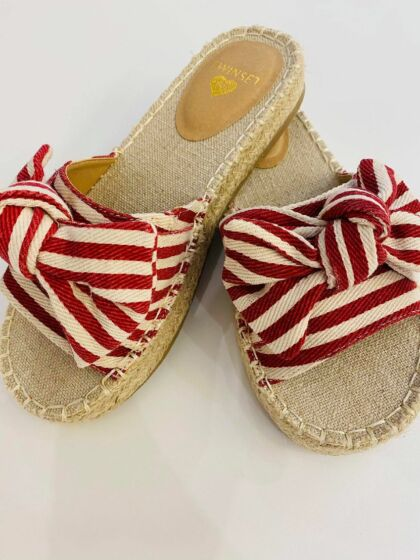 Twinset Slippers Bic Red