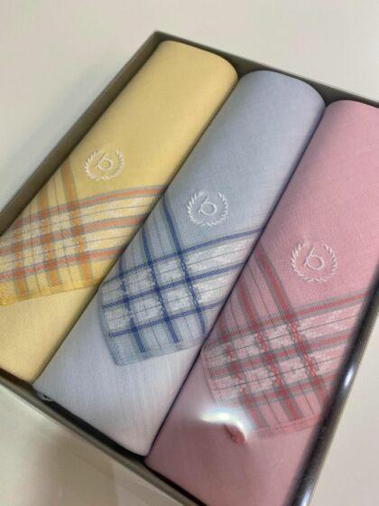 Bugatti Dames Zakdoeken 3P