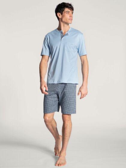 Calida Relax Choice Basic Short Pyjama s/s