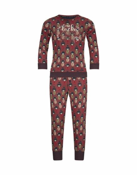 Charlie Choe Far Far East Girls Pyjama l/s