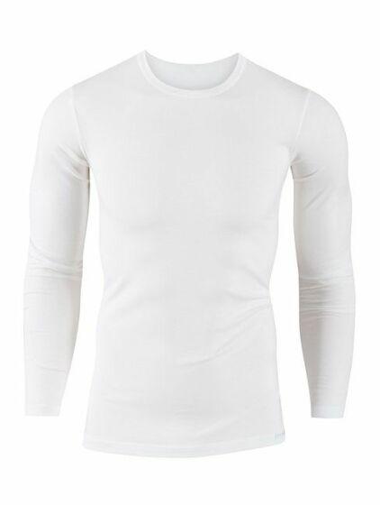 Calida Evolution Shirt l/s Heren Wit