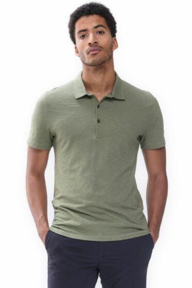 Mey Pretoria Polo Shirt Palm Green