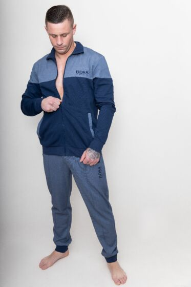 Hugo Boss Tracksuit Homewear Dark Blue