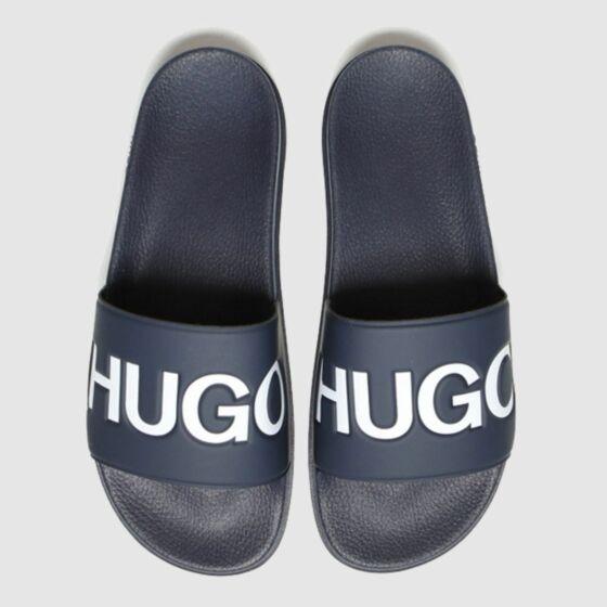 Hugo Boss Slippers Dark Blue