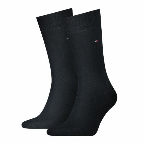 Tommy Hilfiger Men Sock Classic 2 Pack Dark Navy