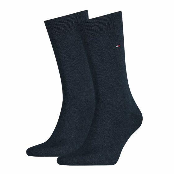 Tommy Hilfiger Men Sock Classic 2 Pack Jeans