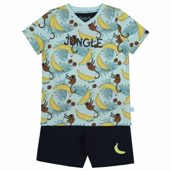 Charlie Choe E-Jungle Fever Boys Short Pyjama s/s