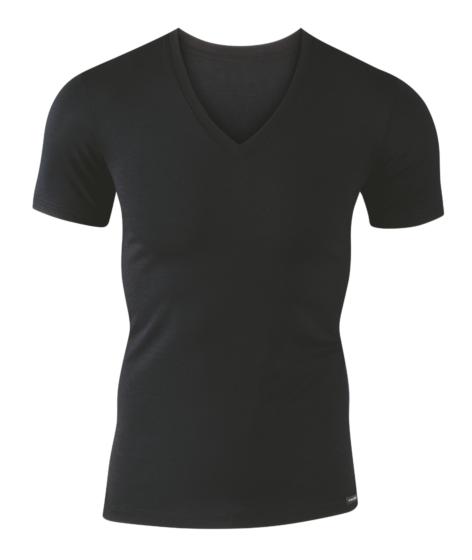 Calida Evolution V-Shirt Zwart