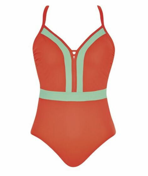 Sunflair Color Up Your Life Badpak Orange/Mint