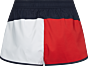 Tommy Hilfiger Woven Short Red Glare